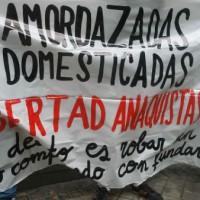 [Espanha] Madrid: Breve crônica de atos em solidariedade com a companheira sequestrada em 13 de abril