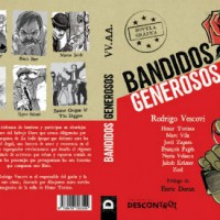 [Espanha] Novidade editorial: Bandidos Generosos