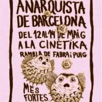 [Espanha] Programação do IV Festival de Cinema Anarquista de Barcelona