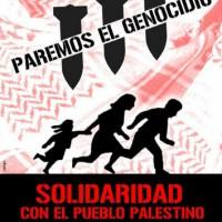 [Espanha] Solidariedade com a Palestina no 68° aniversário da Nakba