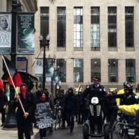 [EUA] Relato do 1º de Maio em Chicago