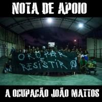 [Fortaleza-CE] Nota de apoio a Ocupação João Mattos