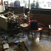 [França] Chamada de apoio à CNT Lille após a depredação de seu espaço pela polícia!