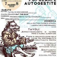 [Itália] Bolonha: Festival da cozinha popular e autogestionária, 7 e 8 de maio