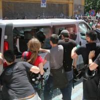 [Itália] Extrema-direita italiana manifesta-se em Roma sob forte proteção policial