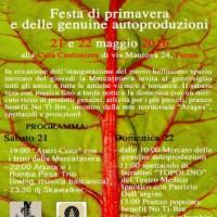 [Itália] Festival de Primavera e das autoproduções genuínas