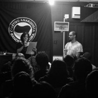 [Joinville-SC] Relato e fotos do II Sarau 1º de Maio