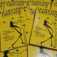 [Peru] Assim aconteceu a apresentação do último poemário anarquista peruano