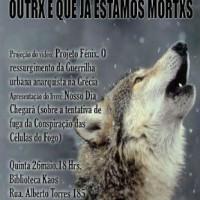 [Porto Alegre-RS] Acontece nesta quinta-feira, 26, mais uma atividade na Biblioteca Kaos