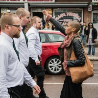 "[Suécia] ""Nenhum nazista vai marchar aqui"""