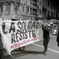 [Uruguai] Fotos da marcha contra o desalojo de La Solidaria