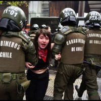 [Chile] A cumplicidade do feminismo burguês com o capitalismo e o Estado policial