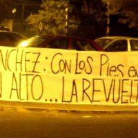 [Chile] Santiago: Comunicado do companheiro José Miguel Sánchez, após 45 dias em greve de fome