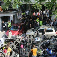[Eslovênia] Liubliana: O Centro Social Ocupado Rog sob ataque, apelo à solidariedade!