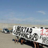 [Espanha] Crônica da concentração em frente da prisão de Soto del Real, onde está presa a companheira detida em 13A