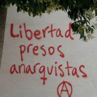 [Espanha] Represálias contra a companheira presa em Madrid acusada de expropriar um banco