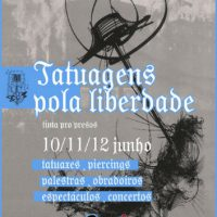 [Galícia] Compostela: Tatuagens pela liberdade
