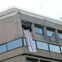 [Grécia] Anarquistas invadem embaixada do México em Atenas em solidariedade com a luta dos professores da CNTE