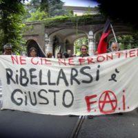[Itália] 18 de junho. Um percurso contra os muros, as fronteiras e a repressão