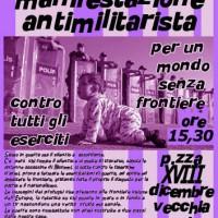 [Itália] Turim: Por um 2 de junho de luta contra o exército e as fronteiras