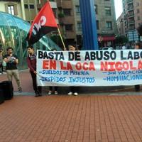 """[País Basco] Biscaia: CNT denuncia """"exploração laboral"""" em setores de hotelaria e comércio"""