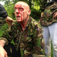 [Reino Unido] Sabotadores de caçada (Hunt Saboteurs) brutalmente atacados em Exmoor