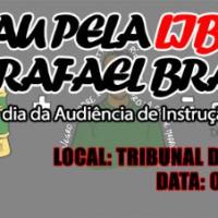 [Rio de Janeiro-RJ] Ato-Sarau Pela Liberdade de Rafael Braga Vieira