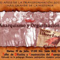 [Chile] Oficina Anarquismo e Organização