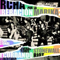[Colômbia] 46ª Marcha pela Libertação Marika 2016. Comemorando os motins de Stonewall de 1969