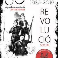[Espanha] 80º aniversário da Revolução Social