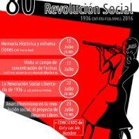 [Espanha] Cádiz: Jornadas Comemorativas do 80º Aniversário da Revolução Social