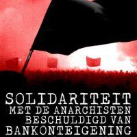 [Espanha-Holanda] Detida de novo a companheira de Amsterdam acusada de expropriar um banco em Aachen no ano de 2013