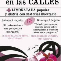 [Espanha] Madrid: Anarquia nas ruas
