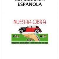 [Espanha] Publicação: 80 anos da Revolução Espanhola