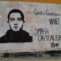 [Espanha] Vídeo: 15º aniversário da morte de Carlo Giuliani