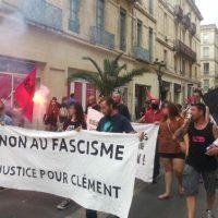 [França] Manifestação antifascista em Nimes: um ferido por agressão de neo-nazis