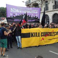 [França] Manifestantes voltam às ruas contra projeto de reforma trabalhista