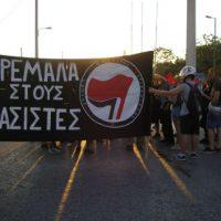 [Grécia] ORMA: Avaliação de encontro/manifestação antifascista em Eleona