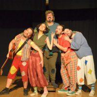 "[Grécia] Rosa Nera, peça teatral: ""Tsiríada: epopeia burlesca"""