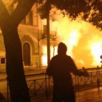 [Grécia] Vídeo: Sem Arrastões Futuros em Atenas