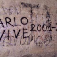 [Itália] Vídeo: Gênova lembra Carlo Giuliani 15 anos após sua morte