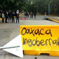 [México] Comunicado 0.2 Oaxaca Ingovernável. Junho Negro, Oaxaca de Magón.