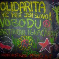 [República Tcheca] Martin Ignačák encerra sua greve de fome