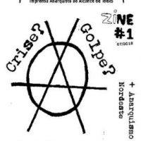 Saiu o Zine Cordel Anarquista #01