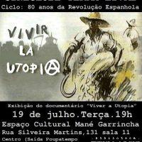 [São Paulo-SP] Início do Ciclo 80 anos da Revolução Espanhola