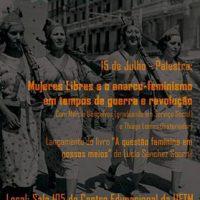 [Uberaba-MG] Evento em homenagem aos 80 anos da Revolução Espanhola