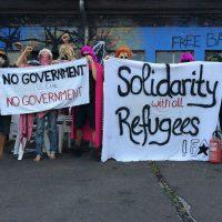 [Alemanha] Colônia: Solidariedade com as ocupações despejadas em Tessalônica