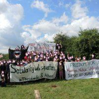 [Alemanha] Solidariedade aos ocupadores criminalizados em Tessalônica e Atenas e com todas as pessoas envolvidas!