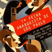 Chamada: Envio de Cartazes para VII Feira Anarquista de São Paulo