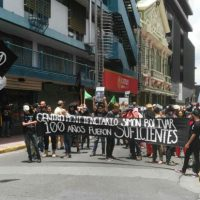 [Costa Rica] San José: Três anarquistas são detidos em marcha contra Zoológico Simón Bolivar